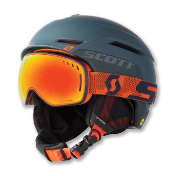 casco para la nieve